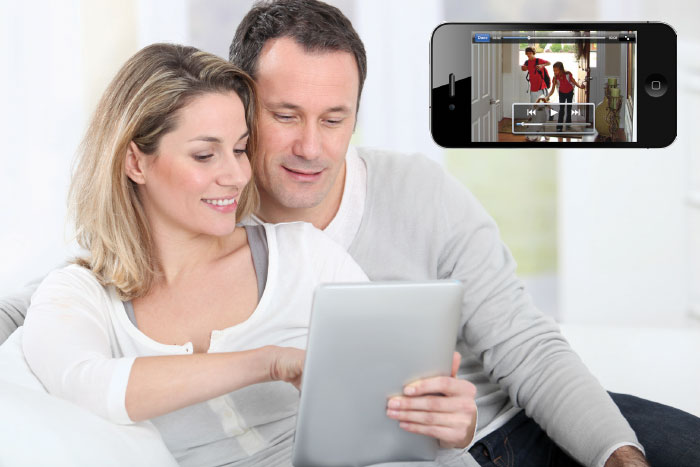 Residential / Home Security Cameras Giving You Peace of Mind | Surveillance Long
