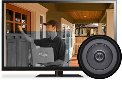 Digital Video Surveillance Camera System for Homes