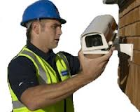 Surveillance Camera Installer for Indoor or Outdoor Security Cameras