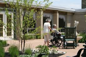 Nursing Home Outside Security Cameras