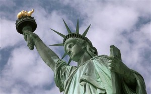 Statue of Liberty Security Camera System Makeover