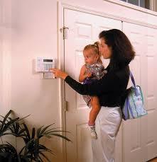 Home Burglar alarm