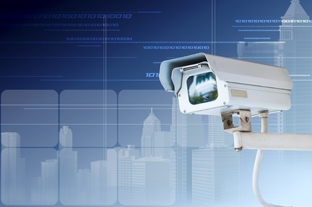business-security-camera