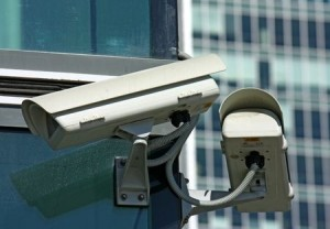 surveillance cameras in NYC