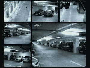 parking lot surveillance system installed for long island nyc
