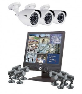 supermarket and grocery stores surveillance cameras
