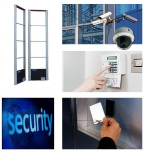 supermarket security systems