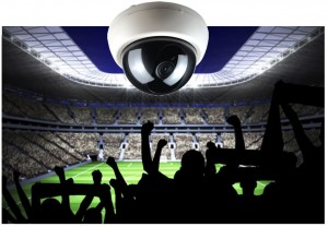 stadium security camera systems