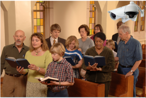 church security camera systems
