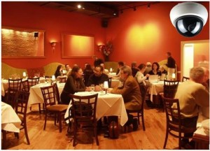 Restaurant Security Camera Installation on Long Island and NYC