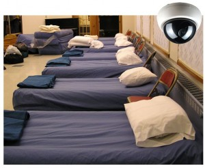 Homeless Shelter Security Camera Systems