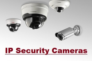 IP Security Surveillance Cameras