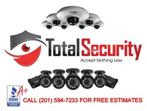IP Security Camera Installations Bergen County, New Jersey