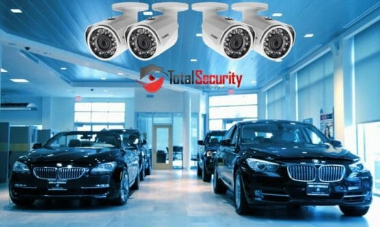 Auto/Car Dealership Security Camera Systems on Long Island, NYC, New York