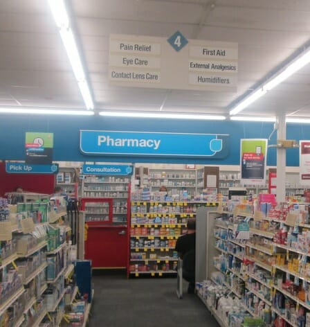 Pharmacy & Drugstore Security Systems