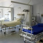 hospital and medical facility security