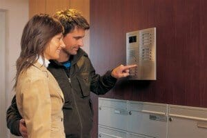 Apartment Buildings audio/video intercom systems installer Bergen County, NJ