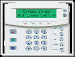 storage facility burglar alarm systems