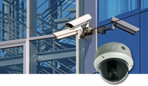 storage facility video surveillance cameras