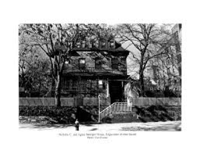 historical photo of The Historic Site Of 345 Edgecombe Avenue, Manhattan
